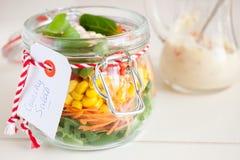 Crunchy salad Royalty Free Stock Photography