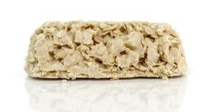 Crunchy white chocolate Stock Image
