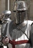 Crusader Royalty Free Stock Photography