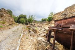 Crusader castle, Byblos, Lebanon Royalty Free Stock Images