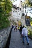 Crusca,  del castle†di Dracula del  del †Immagini Stock Libere da Diritti