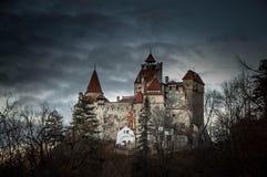 Crusca del castello Fotografia Stock