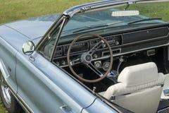 Cruscotto della coroncina di Dodge Fotografia Stock