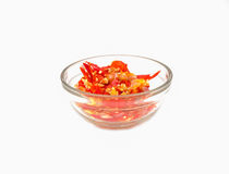 Crush chilli Royalty Free Stock Images