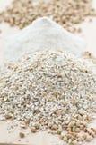 Crushed Buckwheat Royalty Free Stock Images