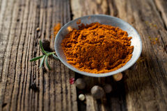 Crushed chili pepper Royalty Free Stock Image