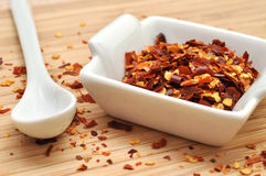 Crushed Chilli Pepper Stock Photos