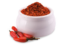 Crushed Chillies Stock Photos