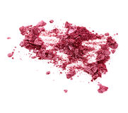 Crushed eye shadow Stock Images