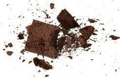 Crushed Eyeshadow Royalty Free Stock Photography