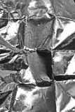 Crushed foil Stock Photos