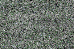 Crushed glass aggregate tiles Stock Photography