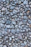 Crushed Granite Rock Stone Wall Texture Background. For Backdrop in Photo Studio royalty free stock photography