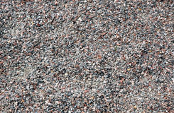 Crushed gravel Royalty Free Stock Images