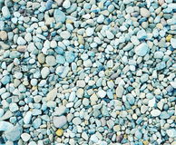Crushed gravel Royalty Free Stock Image
