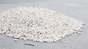 Crushed gravel Royalty Free Stock Photo