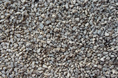 Crushed gravel texture Stock Photography
