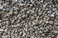 Crushed gravel texture Stock Photos