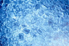 Crushed ice Stock Image