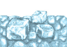 Crushed ice Royalty Free Stock Photography