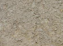 Crushed Limestone asphalt gray mineral Royalty Free Stock Photos