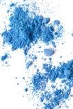 Crushed makeup Stock Images