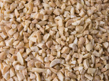 Crushed Nuts Royalty Free Stock Photo