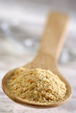 Crushed oatmeal Royalty Free Stock Photo