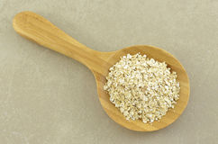 Crushed oats Royalty Free Stock Images