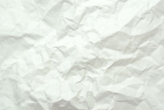 Crushed paper Stock Photography