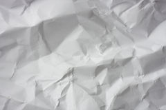 Free Crushed Paper Background Royalty Free Stock Photography - 8405057