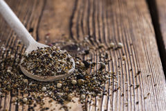 Crushed Peppercorns Royalty Free Stock Photo