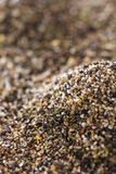 Crushed Peppercorns for use as background image Stock Image