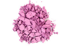 Crushed Purple Eyeshadow Royalty Free Stock Photo