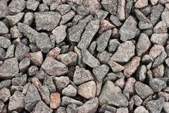 Crushed rock Stock Photos