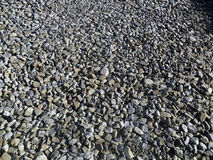 Crushed Rocks Royalty Free Stock Photo