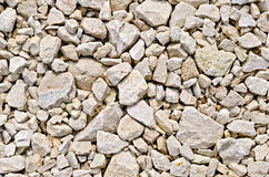 Crushed sandstone Stock Photos