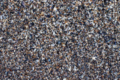 Crushed seashells Royalty Free Stock Photography