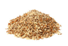 Free Crushed Seeds Of A Milk Thistle Isolated. Stock Image - 72345941