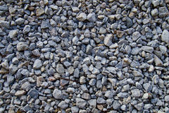 Crushed stone Royalty Free Stock Photo