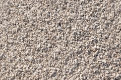 Crushed stone background of limestone rocks. road gravel. natural gravel texture, gravel gravel background. Crushed stone background of limestone rocks. road royalty free stock photography