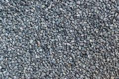 Crushed stone. Royalty Free Stock Photo