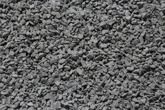 Crushed stone texture and background. Group of crushed stone material for construction Royalty Free Stock Photography