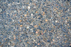 Crushed stone texture Stock Photography