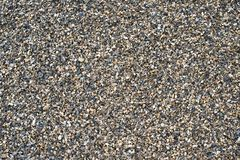 Crushed stones surface royalty free stock photos