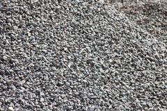 Crushed stones texture or background stock photos