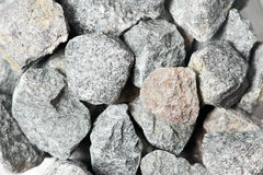 Crushed stones textures Royalty Free Stock Photos