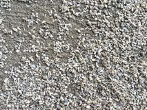 Crushed stones Royalty Free Stock Images