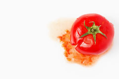 Crushed Tomato Stock Photos
