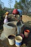 Crusher mine in India Stock Photos